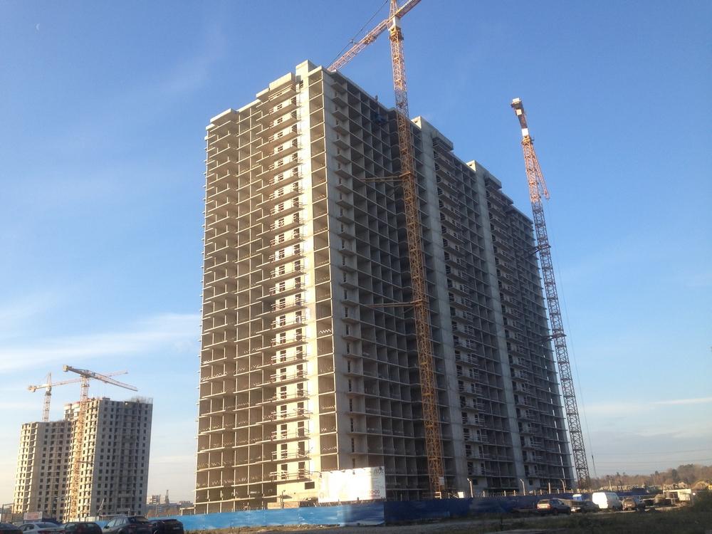 Новостройки в Пушкине  купить квартиру по цене